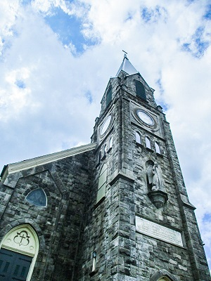 New in the Edited Guide: Gothic in the Wilderness: St Michael, Fryburg, Pennsylvania