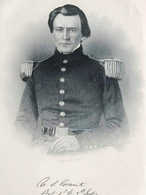 Ulysses S Grant as historical hottie