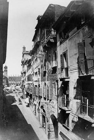 The House of Juliet in Verona