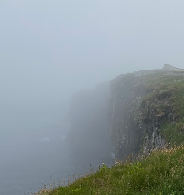 Fog on the Lighthouse by Woolly Mammoth.