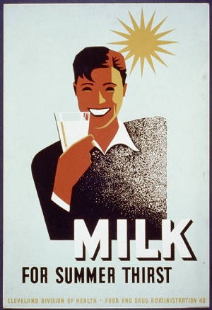 Got Milk, 1940s style
