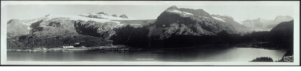 Whittier, Alaska in 1957