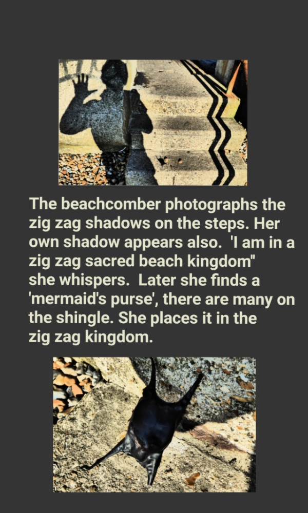 The tale of a beachcomber
