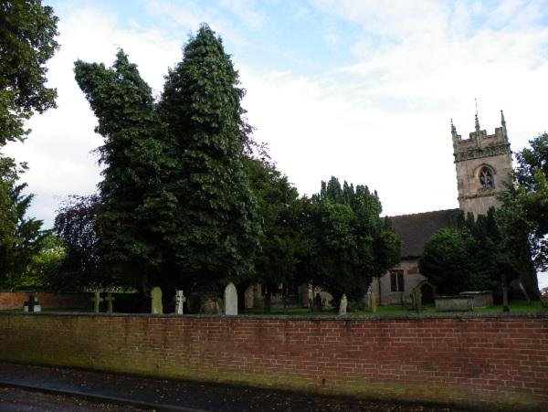 Elegy in a Churchyard by bobstafford