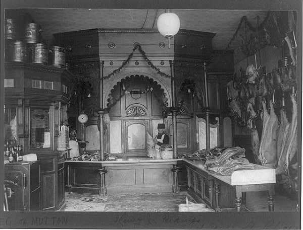 Butcher Shop 1901