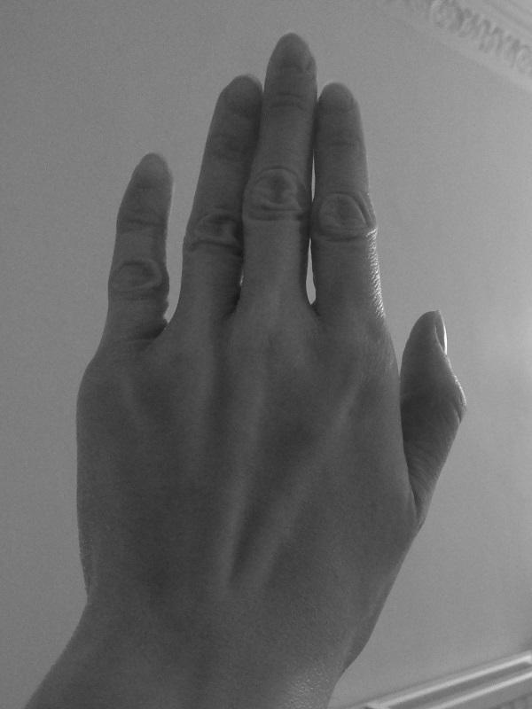 A Hand by SashaQ