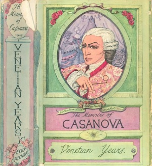 An alleged picture of Casanova