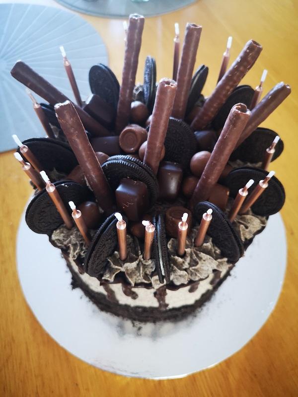 Birthday Cake by FWR