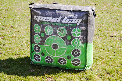 Crossbow target.