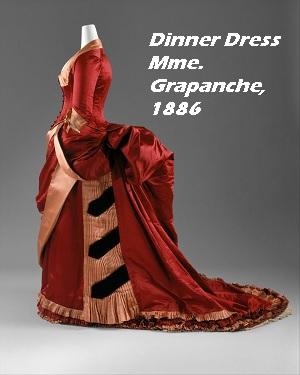 Mme Grapanche Dinner Dress