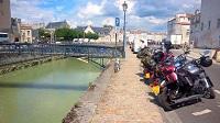 In France.