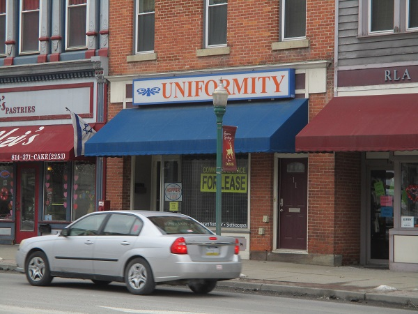 Uniformity Is Out of Business by Dmitri Gheorgheni