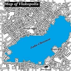 A map of Vlakopolis