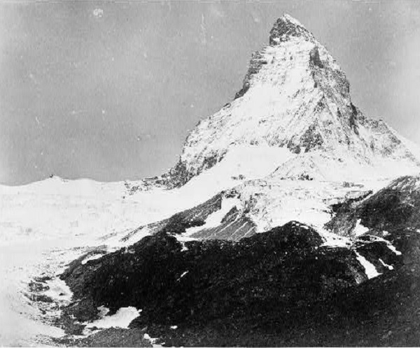 The Matterhorn. Has Bluebottle been there yet?
