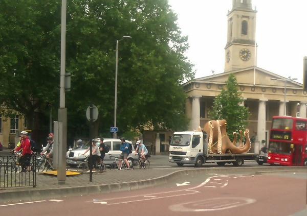 The Octopi That Menaced London.