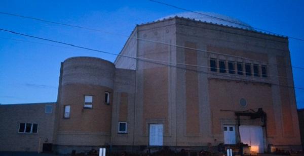 Park Auditorium in Brookville, Pennsylvania.