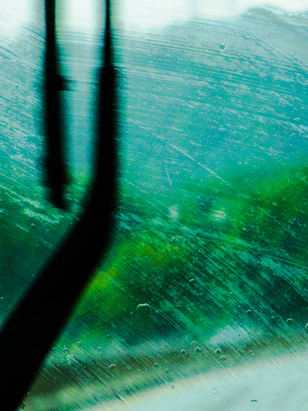 Rainy Day Windscreen by Dmitri Gheorgheni