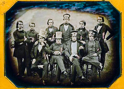 The Ranters of 1850