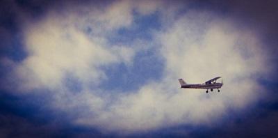A small plane