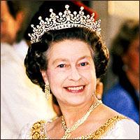 HM Queen Elizabeth II.