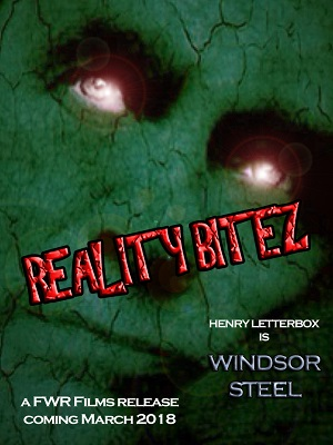 Logo for Reality BiteZ, a zombie film