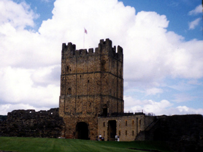 Richmond Castle.