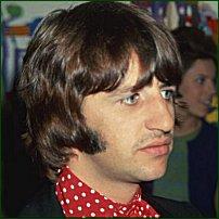 Ringo Starr, MBE.