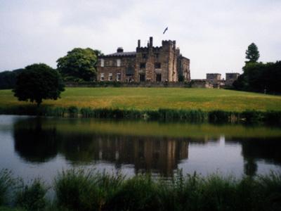 Ripley Castle.
