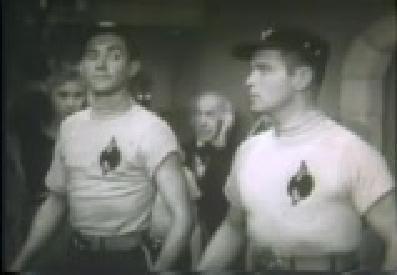 Rocky and Winkie go Star Trek