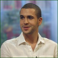 Shayne Ward, winner of The X Factor 2005.