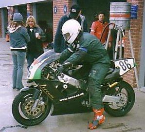 Simon set for some exciting racing