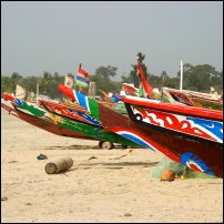 The Southern Kombos, Gambia.