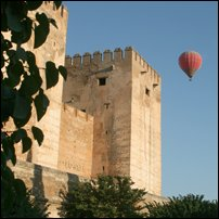 The early Moorish leaders were masters at builing seemingly-impregnable fortresses such as the Alcazaba in Granada.
