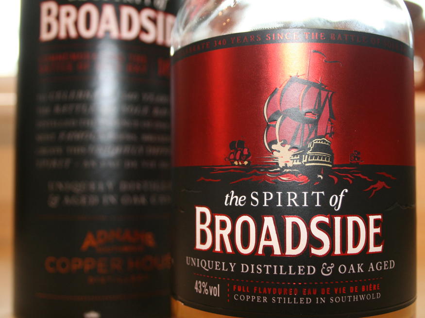 Adnam's Spirit of Broadside