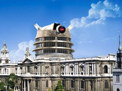 Doctor Who's Guide to London Landmarks