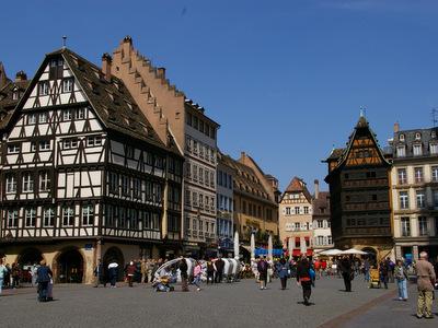 Strasbourg, Crossroads of Europe