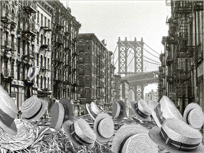 Fashion Violence: The Straw Hat Riot of 1922