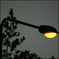 Light pollution.