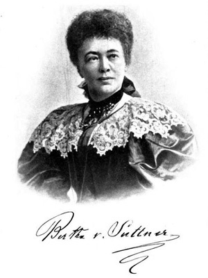 Bertha von Suttner: Long Live the Future!