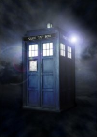 We're looking into the future of h2g2 - no Tardis required.
