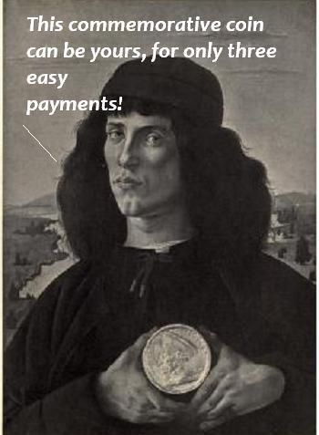 Three easy payments.