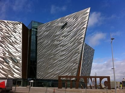 Titanic Belfast, picture by Beatrice