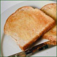 Some toast.