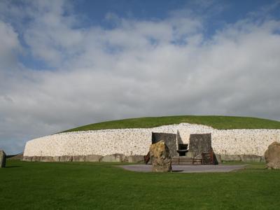 The tomb of Newgrange