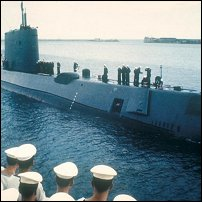 The USS Nautilus.