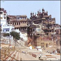 The 'Eternal City', Varanasi.