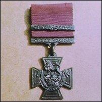 The Victoria Cross.