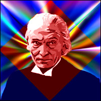 Actor William Hartnell as the first 'Doctor Who'. Graphic by Jimster.