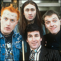Click here to view the original TV trailer for The Young Ones - requires RealPlayer.