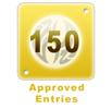 150 Edited Entries